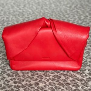 J.W. Anderson Tomato Red Leather Handbag